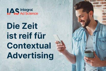 Bild Whitepaper Die Zeit ist reif für Contextual Advertising