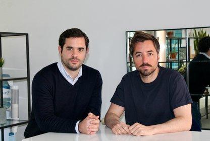 Seedtag-Gründer Albert Nieto und Jorge Poyatos, Bild: Seedtag