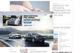 Bild Screenshot BMW-Kampagne Undertone - Bitte Klicken!