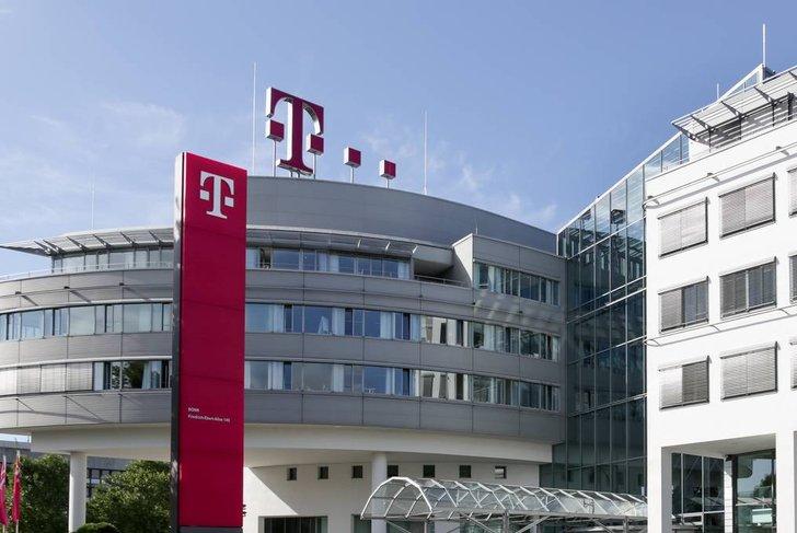 Zentrale Deutscche Telekom, Bild: Presse