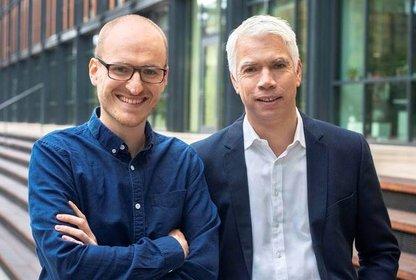 Henning Nieslanoy (l.) und Henning Tewes (r.), Bild: Mediengruppe RTL