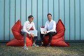 Moritz Wasserek und Andreas Kühn, Gründer von Iroin, Bild: Iroin Presse
