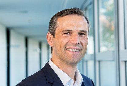 Karsten Marquardsen, Geschäftsführer von Heise Media Service, Bild: Heise