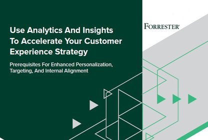 Bild Whitepaper Use analytics and insights to accelerate your customer experience strategy