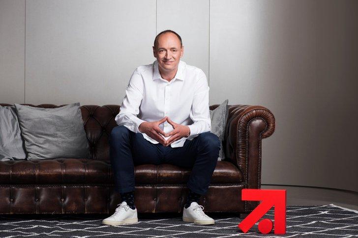 """ProSiebenSat.1-Chef Conze: """"Wer heute und auch in Zukunft gewinnen will, muss auch eine Tech-Company sein"""", Bild: ProSiebenSat.1 Presse"""