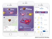 Kampagnenbild aus Muttertagsaktion #IloveMama, Bild: Groundtruth/Mondelez