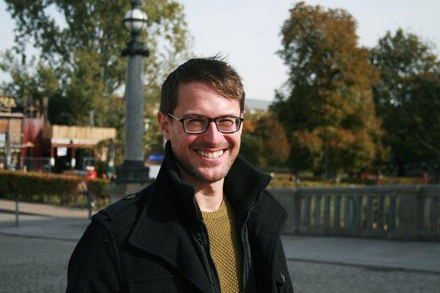 Pan Katsukis, CEO und Co-Founder von Remerge, Bild: Remerge