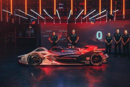 Der finale Blick auf den 99X Electric, Bild: Porsche Presse