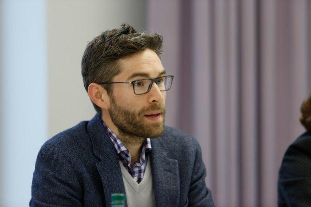 Matthias C. Kettemann, Bild: Exzellenzcluster Normative Ordnungen