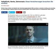 Bild: Screenshot Stailamedia/Spiegel Online