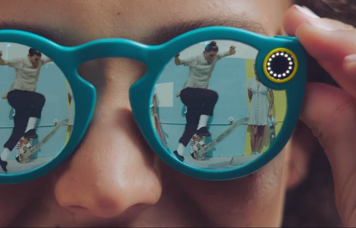 Bild: Snap Spectacles Screenshot Youtube