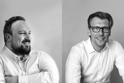Thomas Tauchner und Klaus Müller, CEOs von Jentis, Bild: Jentis, eigene Darstellung