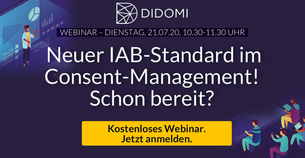Bild Neuer IAB-Standard im Consent-Management! Schon bereit?