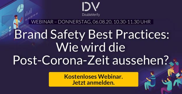 Bild Brand Safety Best Practices: Wie wird die Post-Corona Zeit aussehen?