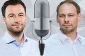 Michael Jiresch und Thomas Zant, Bild: Adverserve Presse