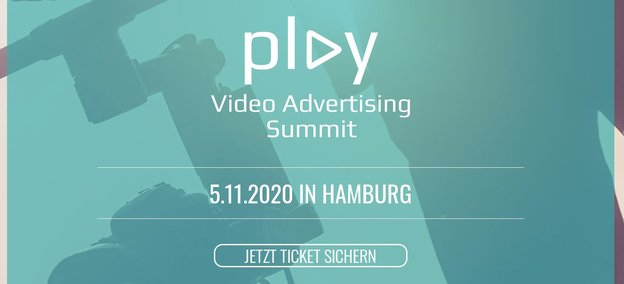 Bild PLAY Video Summit 2020