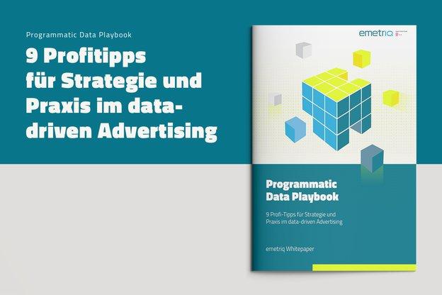 Bild Whitepaper Programmatic Data Playbook