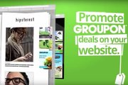 Screenshot- Groupon Partner Network