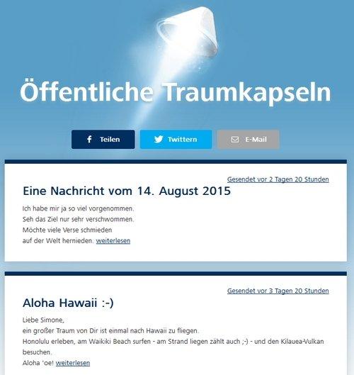 Screenshot von targobank.de