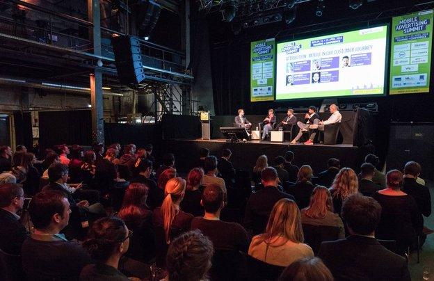 Attribution Panel auf dem Mobile Ad Summit 2018, Foto: ADZINE EVENTS - Kay Michalczak