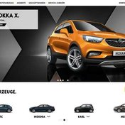 Screenshot opel.de