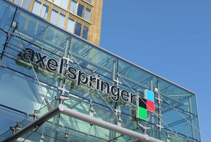Bild: Axel Springer