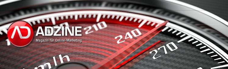 ADZINE KW 6 - Auf Speed: Googles AMP + Display schlägt Search (Sashkin, Dollarphotoclub.com)