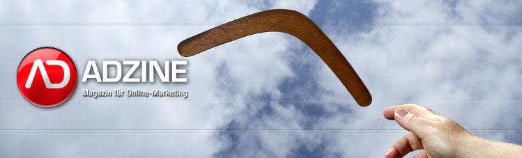 ADZINE KW 46 - Retargeting Reloaded + Entscheider im Portrait + Marketing-Dreiklang (Bild: Tim Teichert - Grafik, Design und Kommunikation)