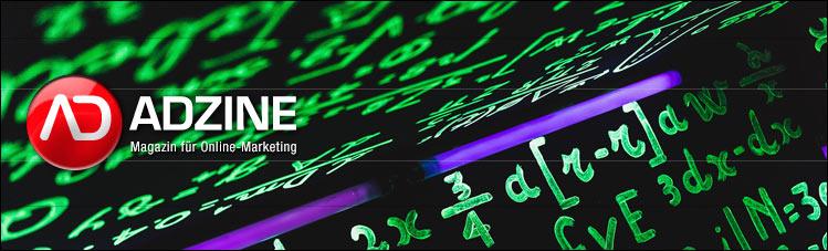 ADZINE KW 09 - Braucht mobile Werbung besseres Targeting? + Algorithmen im Alltag (Bild: Tim Teichert - Grafik, Design und Kommunikation)