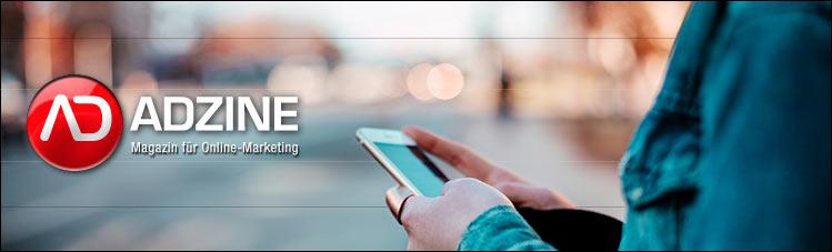 ADZINE KW 12 - Werbewirkung im Wimpernschlag + Datenschutz in Bewegung (Bild: bnenin - Adobe Stock)